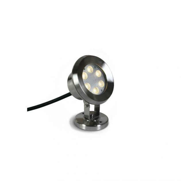 LED Градинско осветително тяло Stainless steel 125mm - Onelight
